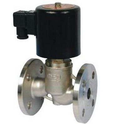 ZCF型DN50~500法兰活塞式出口电磁阀
