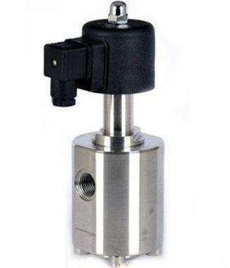 ZBS型DN50~500不锈钢低温电磁阀