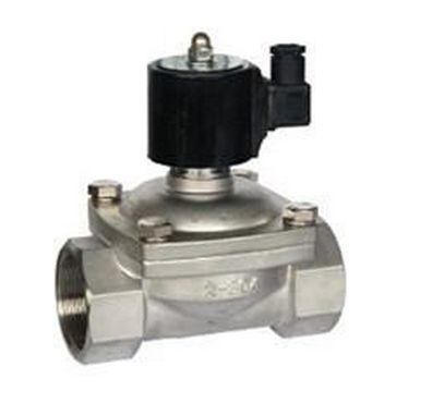 ZQDF膜片式不锈钢水用电磁阀