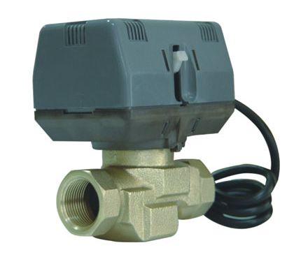 VB3000丝扣电动二通阀