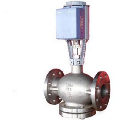 ZD(R)SWK电动温度调节阀