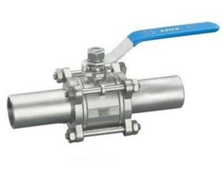 Q61F/H/Y焊接式球阀