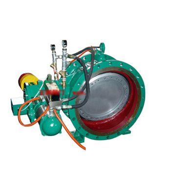 Dd(y)k743Hx系列双重密封自动控制阀