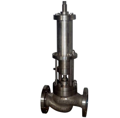 HY高温硝酸专用自利式调节阀