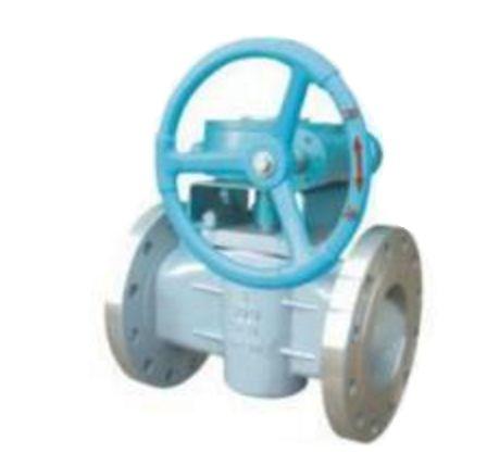 RX447W-RX447W正齿轮传动油密封式旋塞阀