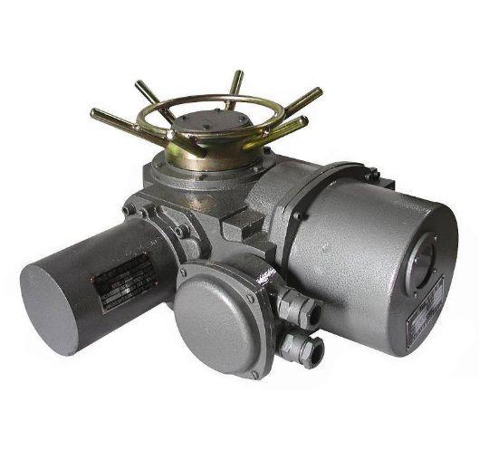 DZW90-24ET多回转一体化调节型电动装置