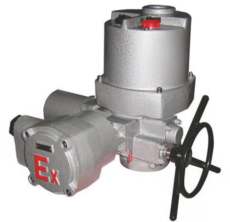 DQ-TB部分回转一体防爆型电动装置